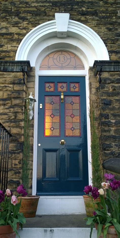 image result  hague blue paint front door victorian