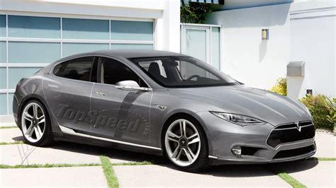 Get Driving Distance Tesla 3 Background