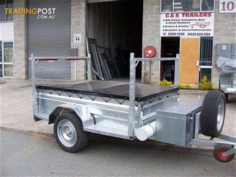 Boat Accessories Underwood by 7x4 Galy Trailers For Sale In Underwood Qld 7x4 Galy