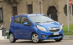Prova Chevrolet Spark Scheda Tecnica Opinioni E Dimensioni