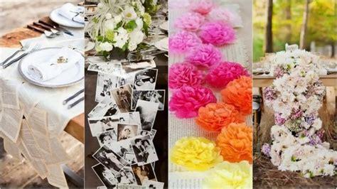 Tisch Dekoration Hochzeit Musterische  Die Besten