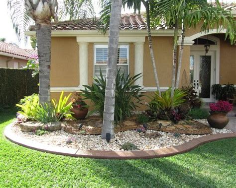 tropical landscape design front yard inspiration yard inspirations florida landscaping