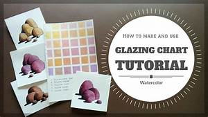 How To Make And Use A Glazing Chart