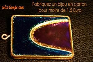 Objet En Carton Facile A Faire : faire des objets en carton tels que des lampes ou des cadres ou des bijoux ~ Melissatoandfro.com Idées de Décoration