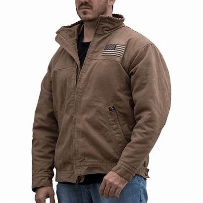 Apparel Nine Line Jacket American Flag Clothing