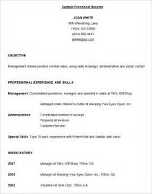 resume functional design chrono functional resume functional with functional resume template