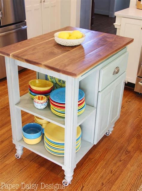 kitchen island diy plans diy kitchen island cart deeplysouthernhome 5051