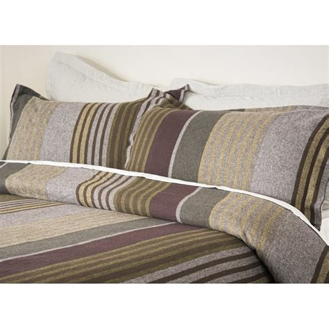 striped duvet covers design port cadwell stripe brushed cotton duvet cover