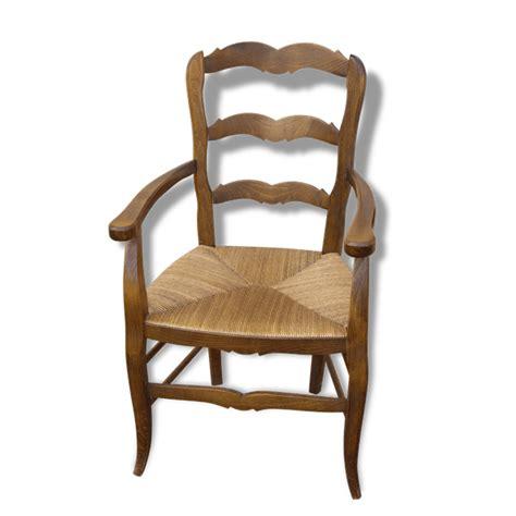 chaise baroque avec accoudoir chaise en paille avec accoudoir bois matériau