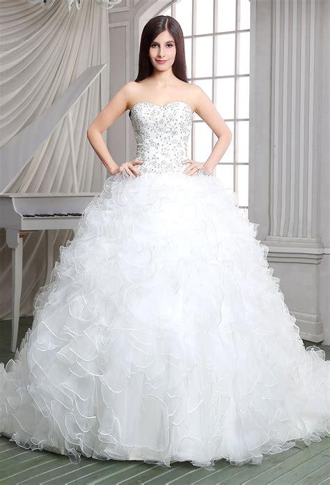 robe de mariée bustier strass robe de mari 233 e princesse froufrou bustier