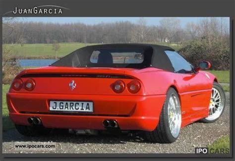 ferrari  spider    car photo  specs