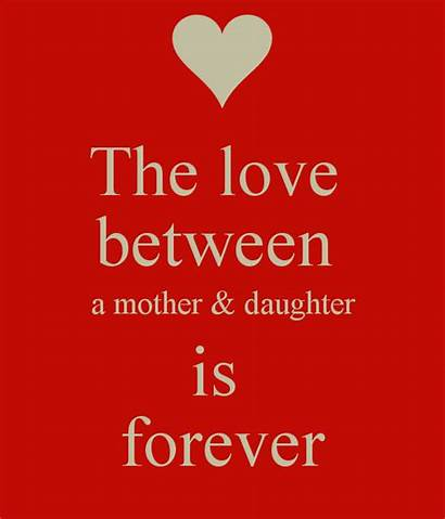 Daughter Quotes Mother Quote Between Relationship Mothers