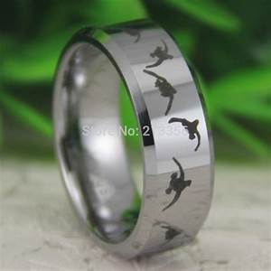 Duck Band Wedding Rings Promotion Online Shopping For