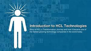 Introduction To Hcl Technologies  Corporate Video 2012