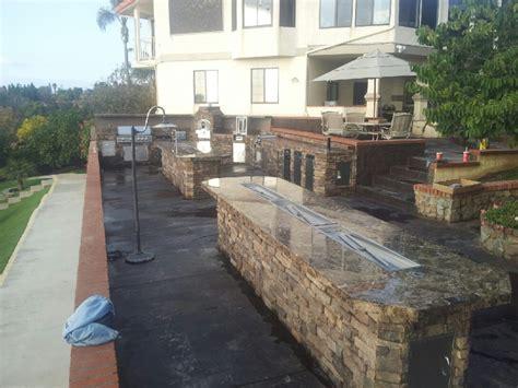 Orange County BBQ Islands   Extreme Backyard Designs