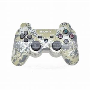 Urban Camouflage Genuine New PS3 SIXAXIS Dualshock3 ...