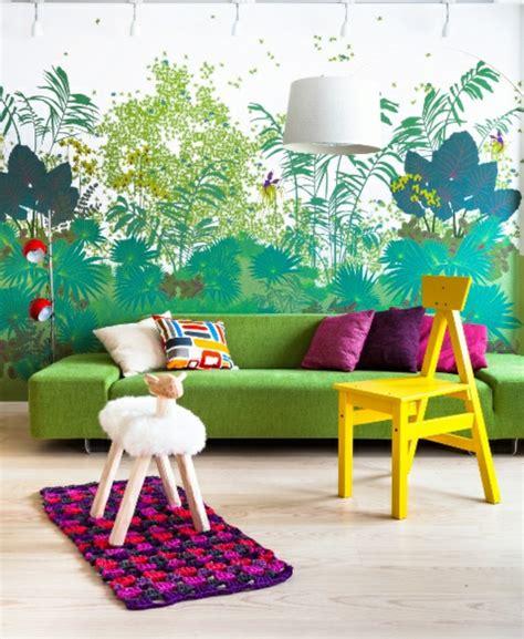 Kinderzimmer Junge Dschungel by Dschungel Kindertapete Kinderzimmer Gestalten
