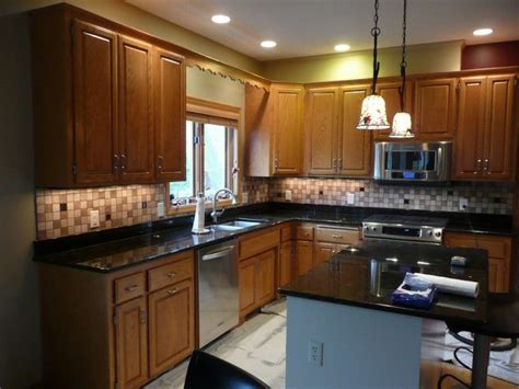 Kitchen Color Ideas With Dark Brown Cabinets
