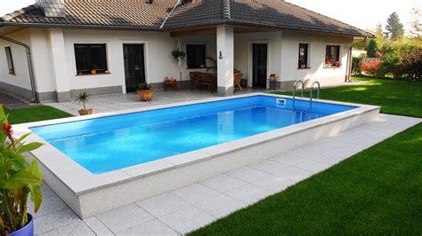 pool mit kompletteinbau pool mit kompletteinbau him halle schwimmbecken sauna whirlpool und mehr rundbecken ovalbecken