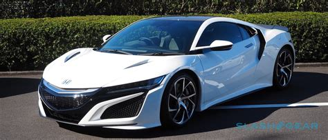 2017 acura nsx price confirmed slashgear