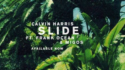 Calvin Harris Releases Frank Ocean And Migos Collaboration