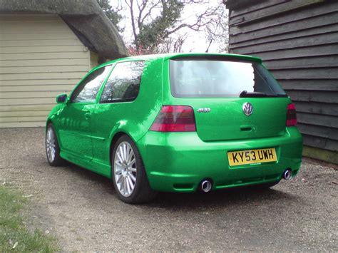 volkswagen green volkswagen golf review and photos