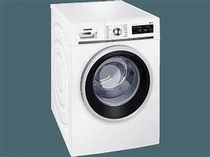 Waschmaschine 9 Kg : bedienungsanleitung siemens wm14w5fcb waschmaschine 9 kg 1400 u min a bedienungsanleitung ~ Markanthonyermac.com Haus und Dekorationen