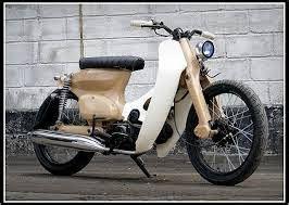 Modifikasi Honda Kalong by Modifikasi Honda C70 Classic Japstyle Terbaru Myotomotif