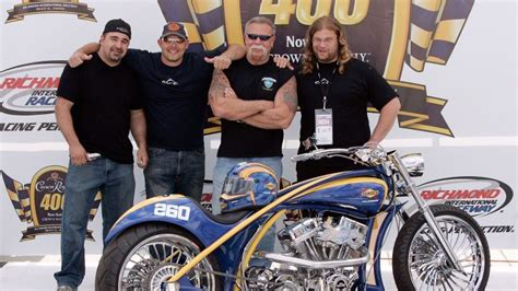 The Untold Truth Of Orange County Choppers
