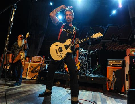 eagles  death metal reportedly ejected  stings show