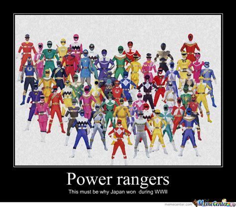 Power Rangers Meme - power rangers by wimpykid cool meme center