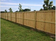 Wood Fences Frank Breaux Construction