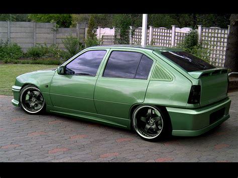 Turbo Kadett by 380 Hp Opel Kadett E Gsi Turbo