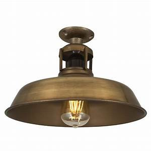 Ceiling lights design bright antique brass