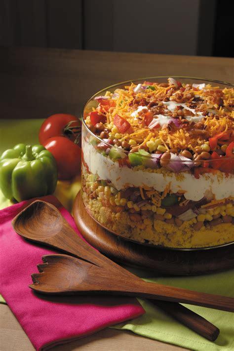 cornbread salad recipe relish