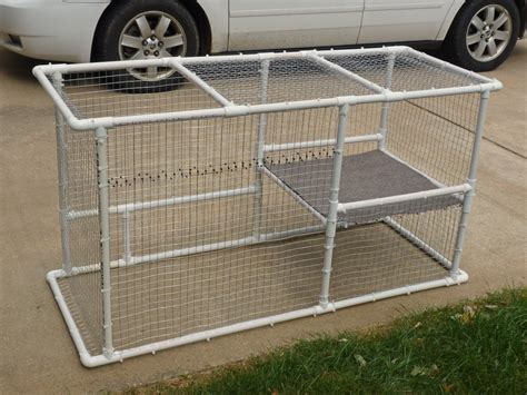 rabbit litter box diy indoor cats outside catio enclosures on