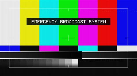 emergency broadcast vfx project youtube