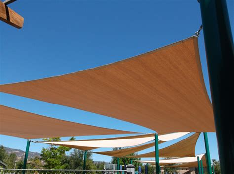 Canvas Canopy Frame & Canopy Playground Covers Shade Sail
