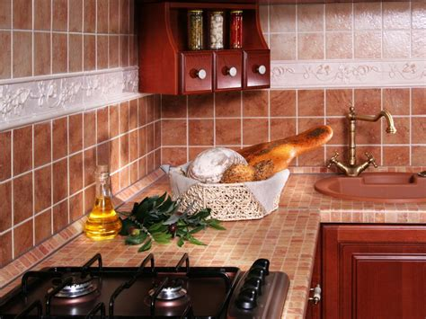 Tile Kitchen Countertops by Tile Kitchen Countertops Pictures Ideas From Hgtv Hgtv