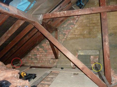How to install steel beam to support chimney breast ...