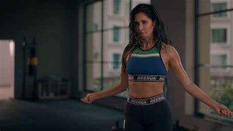 katrina  reeboks  fitness campaign ians life