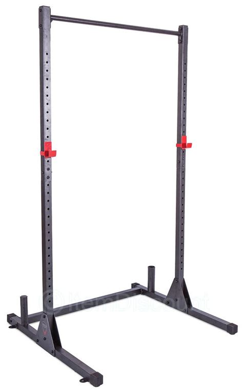pull up rack power rack tower squat push pull chin up bar bench press