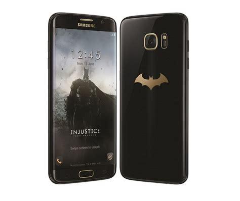 Harga Samsung Galaxy S7 Edge Injustice Edition Batman samsung galaxy s7 edge injustice edition price specs details