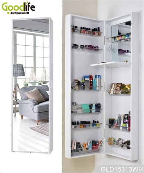 wall mounted medicine cabinet no mirror wall mounted or hanging the door mirrored makeup