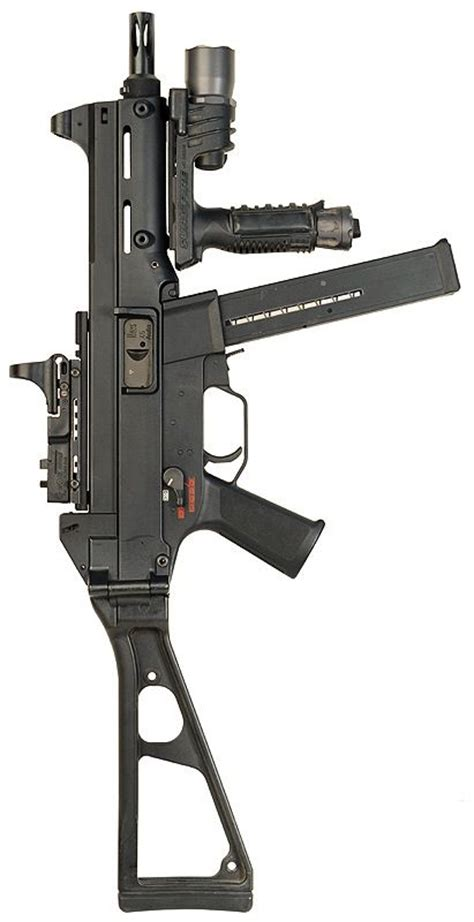 weapons gun koch 45 acp guns ammo machine submachine hackler firearms ump45 heckler tactical military ump future mp5 nerf airsoft