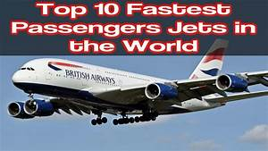 Top 10 Fastest Passengers Jets in the World-2017 ~Fastest ...