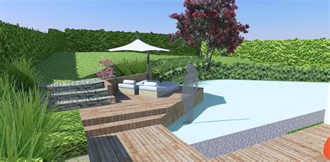 what does a well thought out garden design add to your