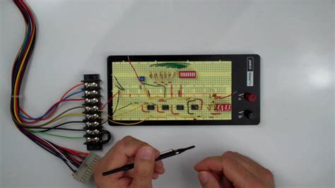 tips for troubleshooting a complicated analog circuit a solderless breadboard youtube