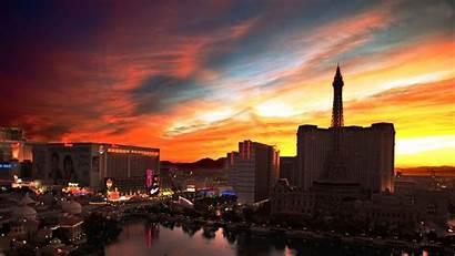 Vegas Las Wallpapers 4k Ultra Night Strip