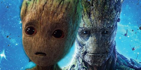How Big Will Groot Be In Guardians 3?  Screen Rant
